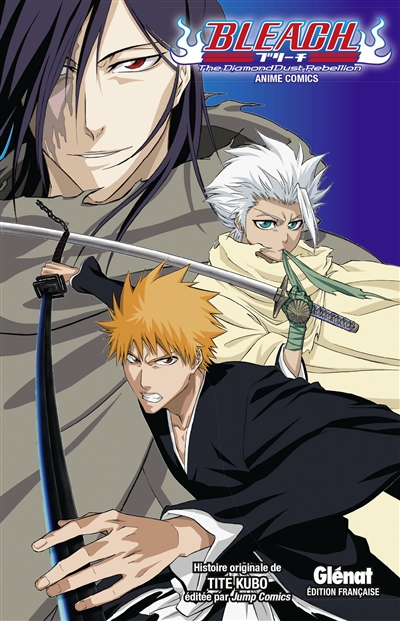 BLEACH - THE DIAMOND DUST REBELLION Kubo Taito Glénat